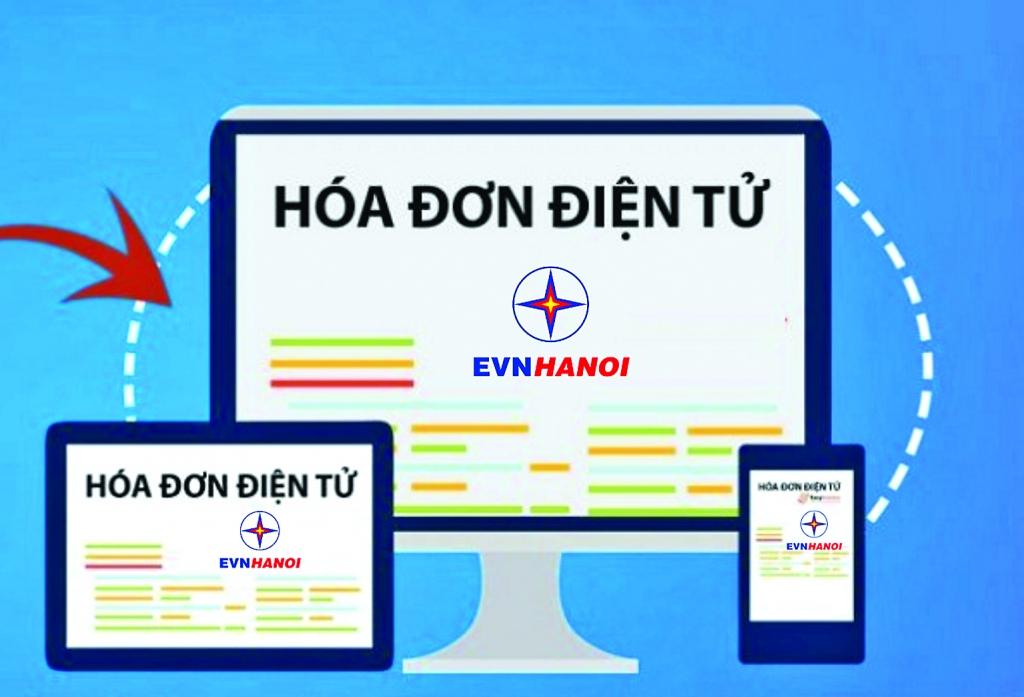 EVN HANOI: Áp dụng công nghệ 4.0 trong cung cấp dịch vụ