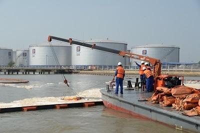 Petrolimex Sài Gòn được tái chứng nhận Hệ thống An toàn sức khỏe môi trường theo tiêu chuẩn quốc tế